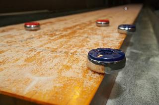 SOLO® Shuffleboard Movers Kokomo, Indiana.